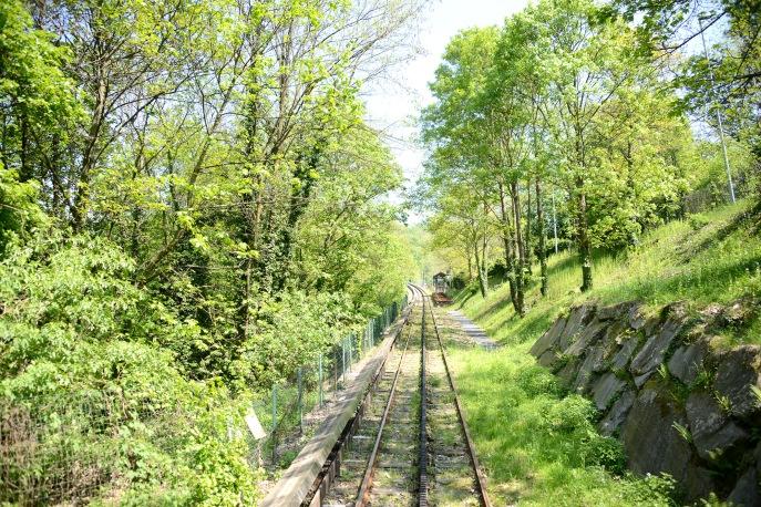 Turin- Cogwheel railway to Superga