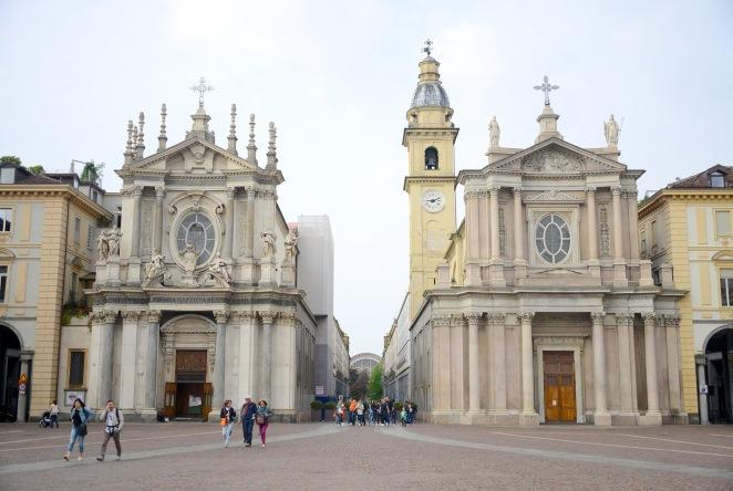 Turin, Piazza San Carlo