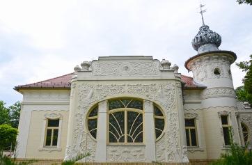 Secessionist villa in Mátyásföld