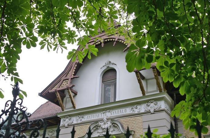 Mátyásföld villa