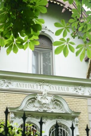 The Antoinette Villa in Mátyásföld