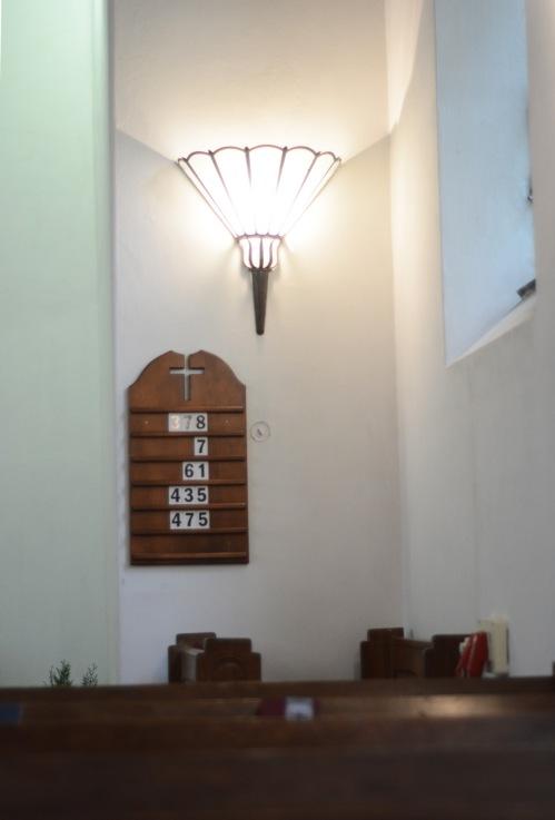 The Lutheran church
