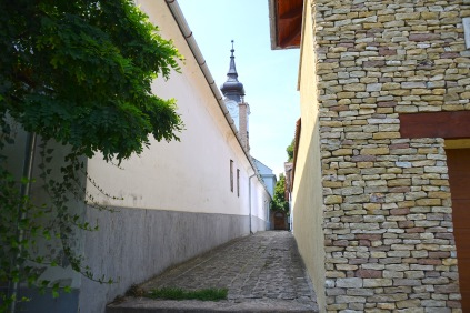 Vác- The Protestant Church
