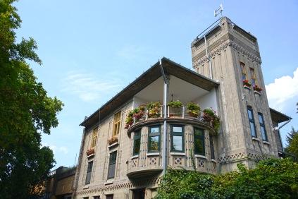 Vác- The Hübschl villa