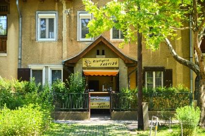 The Litle Tiger ice cream parlour
