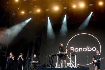 Bonobo @ Sziget 2018