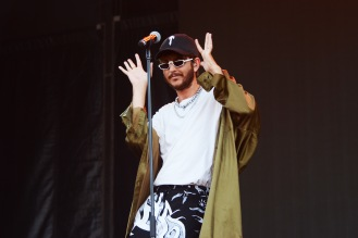 Oscar and the Wolf @ Sziget 2018