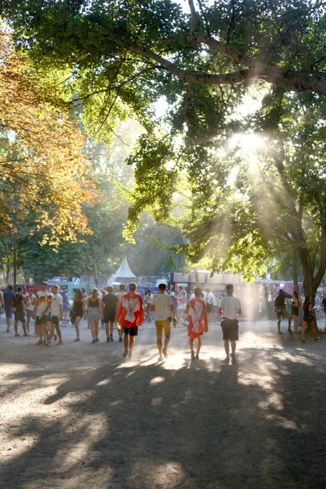 Sziget 2018 Day Five
