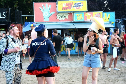 Sziget 2018 Day One