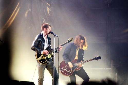 Arctic Monkeys @ Sziget 2018