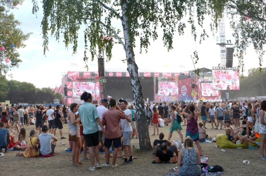 Sziget 2018 Day Three