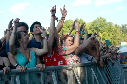 Sziget 2018 Day Two