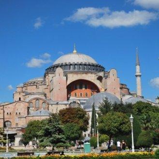 Istanbul- Aya Sofya
