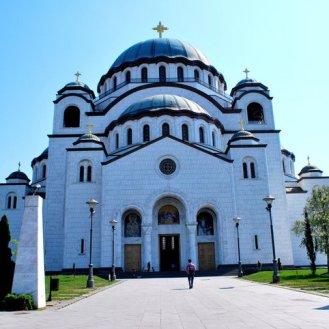 Belgrade- Hram Svetog Save
