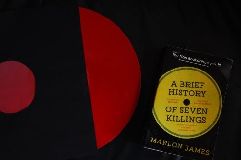 Marlon James- A Brief History of Seven Killings