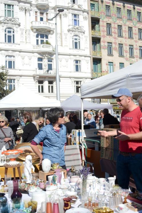 Vienna- Naschmarkt