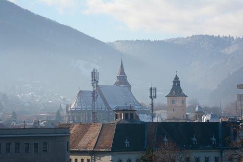 Brasov winter 2019