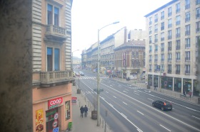 The former Otthon department store