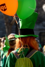 The Budapest Saint Patrick's Day Parade 2019