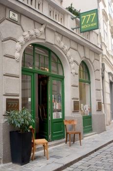 Vienna- 777 bookstore