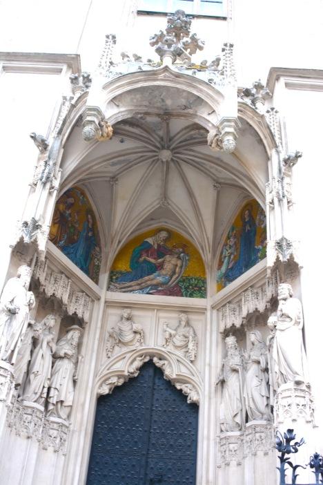 Vienna- Maria am Gestade