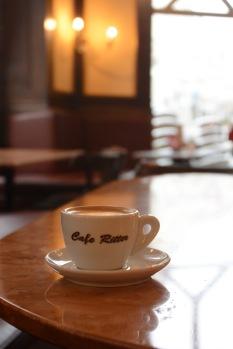 Vienna- Café Ritter