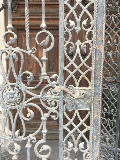 Doors of Budapest