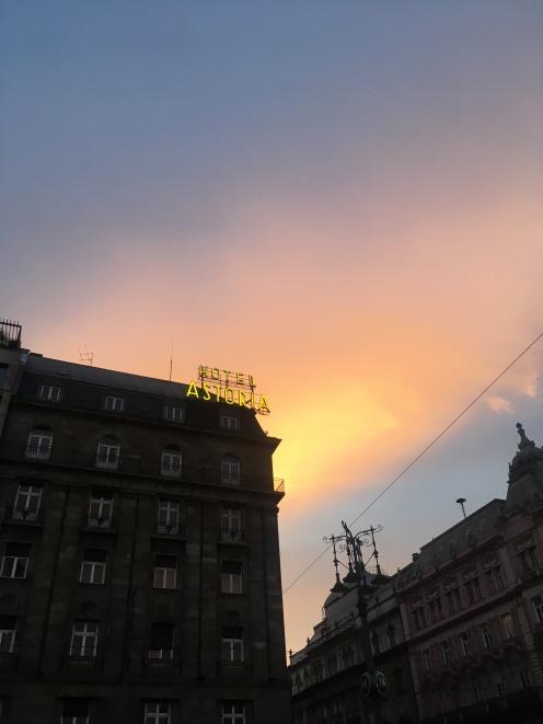 Astoria sunset