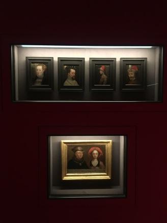 Kunsthistorisches Museum- Wes Anderson/Juman Malouf exhibition (with Vlăduţ)