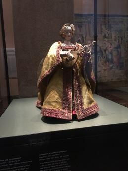 Kunsthistorisches Museum- An automaton
