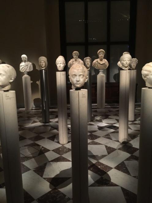 Kunsthistorisches Museum- Roman Collection