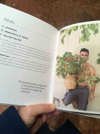 Boys with Plants book in Bestsellers