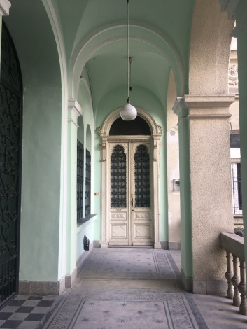 József körút courtyard
