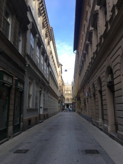 Magyar street