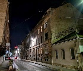 Sarajevo by night
