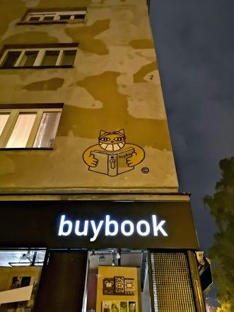 Buybook bookstore, Sarajevo