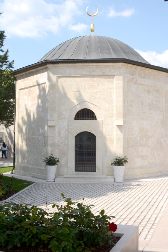 Gül Baba's Tomb and Rosegarden