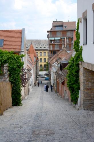 Gül Baba street