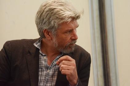 Karl Ove Knausgård at the Budapest Book Festival