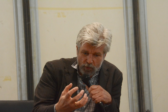 Karl Ove Knausgård at the Budapest Book Festival