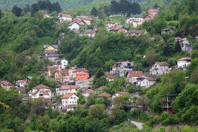 View of Sarajevo