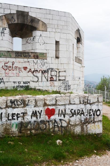 Bijela Tabija, Sarajevo