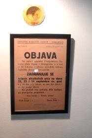 Inat Kuća, Sarajevo
