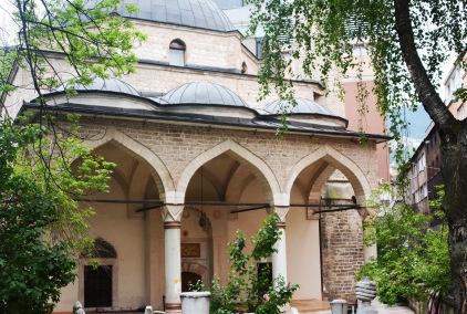 Ferhadija mosque, Sarajevo