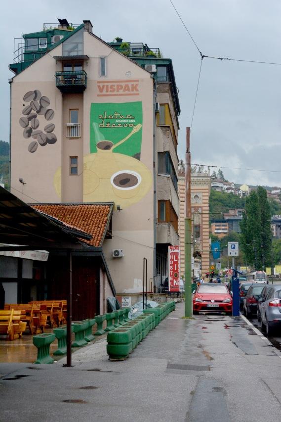 Obala Kulina bana, Sarajevo