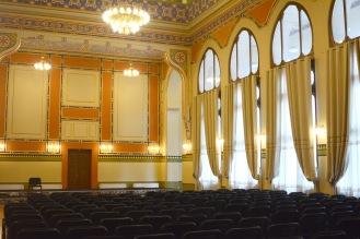 Vijećnica, the Sarajevo city hall