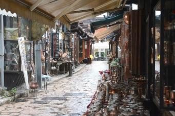 Kazandžiluk street, Sarajevo