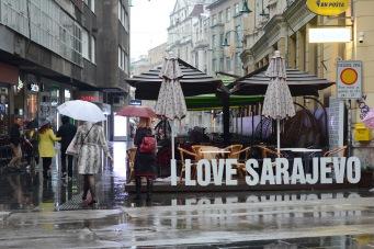 Ferhadija, Sarajevo
