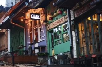 Kovači street, Sarajevo
