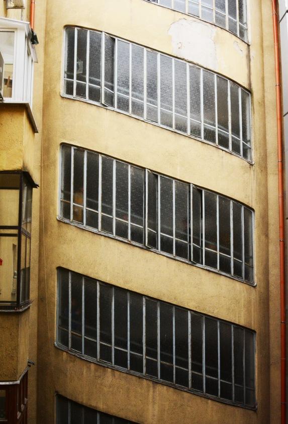 The Dunapark buildings
